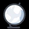 Icons Globe Earth