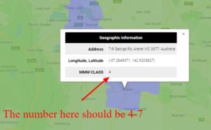 Locator of Eligibility