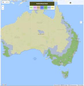 Telehealth Map