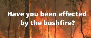 Bushfire Counselling