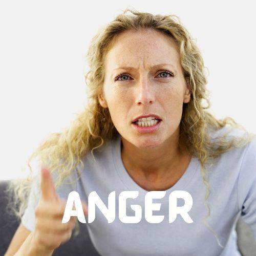 anger rural people