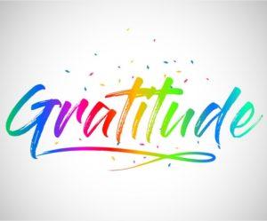 Gratitude rural people wellbeing