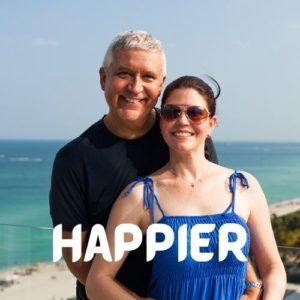 happier relationship rural people