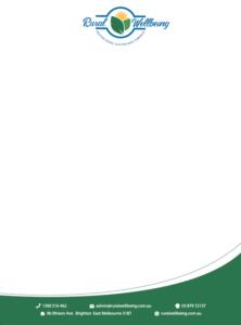 letterhead rural wellbeing